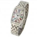 フランクミュラー トノーカーベックス カラードリームス レディース腕時計買取実績のご紹介