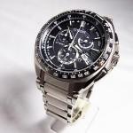 シチズン アテッサ エコドライブ メンズ腕時計 買取実績のご紹介