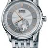 オリス アートリエ スモールセコンド デイト メンズ腕時計買取実績のご紹介