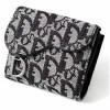 Dior クリスチャン・ディオール トロッター Wホック折り財布 買取実績のご紹介