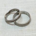 プラチナ Pt900 結婚指輪 買取実績のご紹介