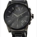 アルマーニ エクスチェンジ クロノグラフ腕時計   AX2093 買取実績のご紹介
