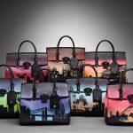 ヴェルサーチ(VERSACE)世界7都市をイメージした独創的なバッグ