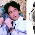 【トレンディエンジェル斎藤さんの腕時計】パテックフィリップ ノーチラス