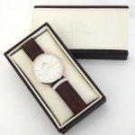 ダニエルウェリントン  クラシック セイント モーズ 40㎜ メンズ腕時計 買取実績のご紹介