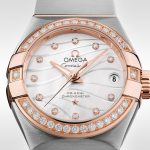 【春のコーディネイトに腕時計を】オメガ コンステレーション レディース